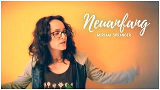 "Neuanfang - Clueso - Cover [Miriam Spranger] - Das neue Album ""ECHT"" ab jetzt!"