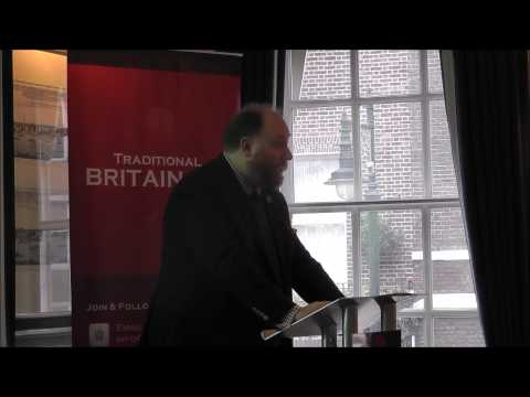 Professor John Kersey - The role of a traditional conservative counter-establishment