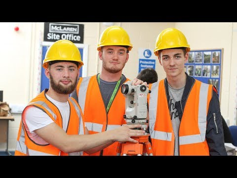 Construction & The Built Environment Level 3 at Hugh Baird College