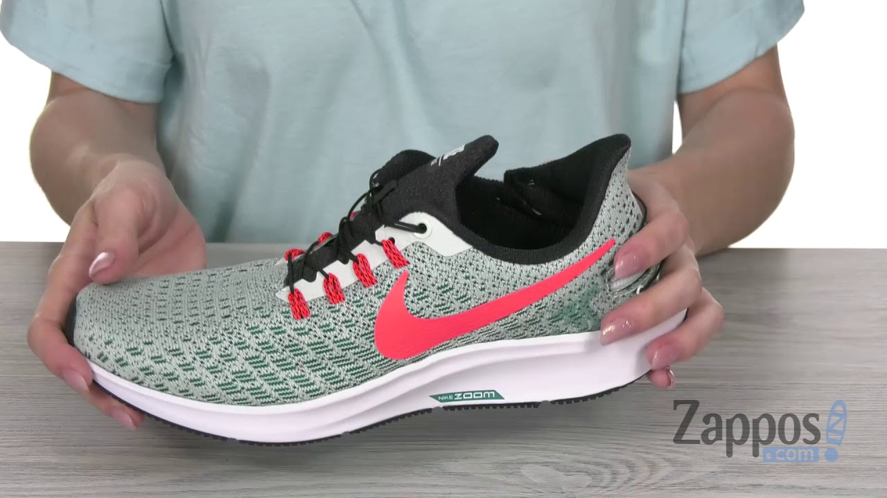 35e9fafbcfb87 Nike Air Zoom Pegasus 35 Flyease SKU  9084571 - YouTube