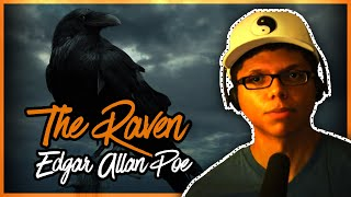 """THE RAVEN"" EDGAR ALLAN POE - TAY ZONDAY"