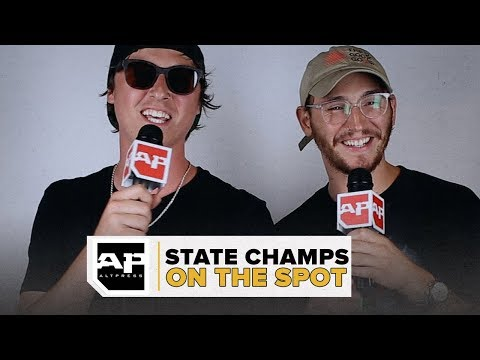 State Champs Choose Between 'NSYNC and Backstreet Boys and Rank Pop Punk Legends