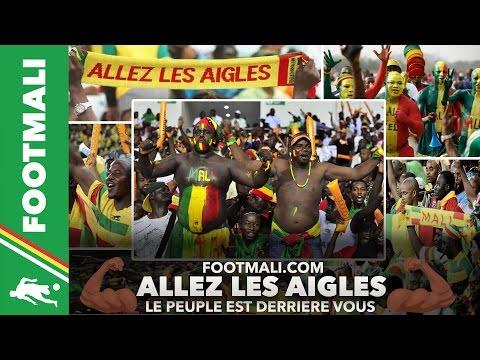 CAN 2017 : Clip de soutien aux aigles du Mali