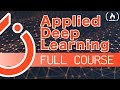 Applied Deep Learning with PyTorch - Full Course thumb