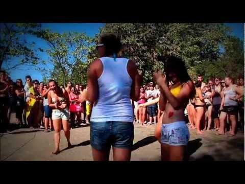 Freestyle Dance Beach Táncpárbaj - Zánka Új Nemzedék Központ