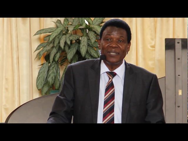 Encourage yourself in the Lord - Pastor Rodrick Kaziya