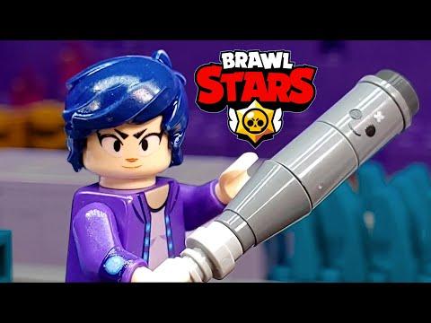 레고로 조져버린 브롤스타즈_Lego Brawl Stars 'Minecart Madness' Stop Motion