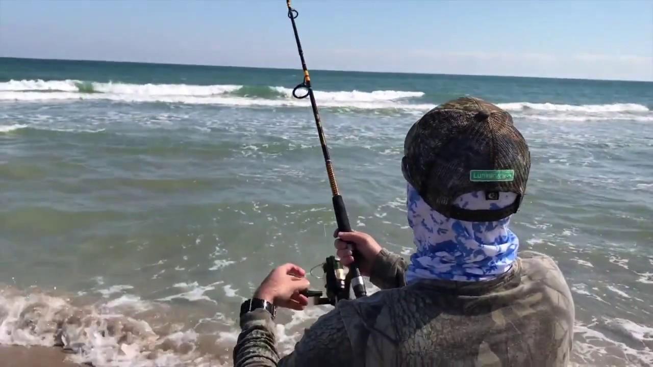 Playa Linda Beach S Surf Fishing In Florida