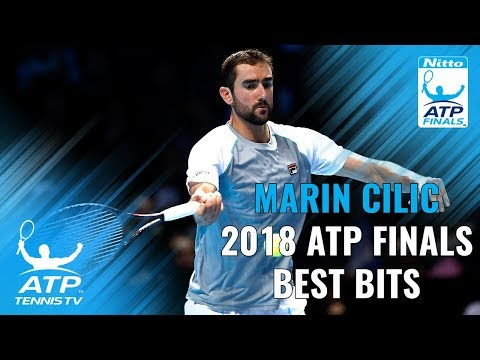 Marin Cilic: 2018 Nitto ATP Finals Highlights