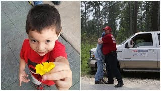 24 Hours After This 3-Year-Old Disappeared. Dog Picked Up A Scent The Search Team Wasn't Expecting