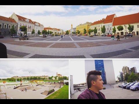 Day in Life: Sundays in Vilnius