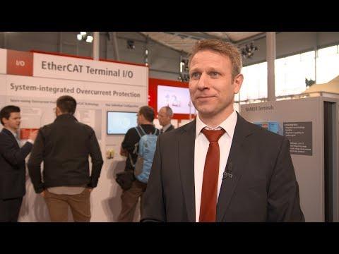 Hannover Messe 2018, Day 3: Beckhoff Trade Show TV