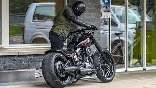 Harley-Davidson Breakout Rideout 24 April 2020