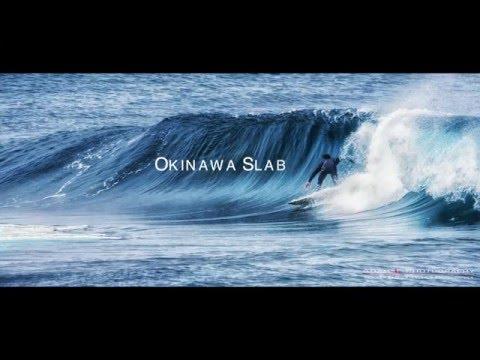 Okinawa Slab Surfing