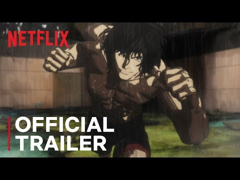 'Kengan Ashura' Is the Latest Anime Heading to Netflix