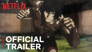 Kengan Ashura | Official Trailer | Netflix