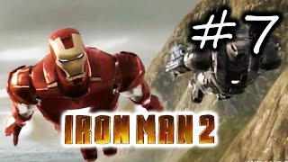 Iron Man 2 Gameplay Walkthrough Part 7 - Storm Warning