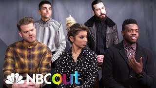 Pentatonix Talks Musical Influences, Diversity | NBC OUT | NBC News