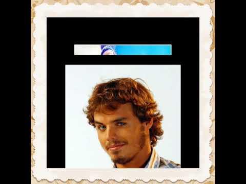 Famoso artista masculino espanol. Famous Spanish male artist.