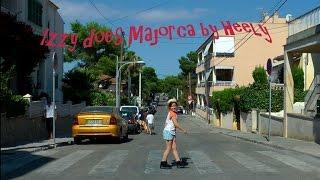 Izzy does Majorca by Heely