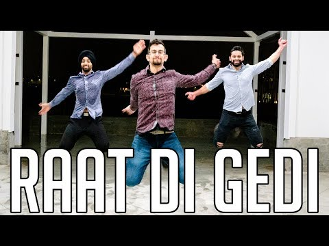 Bhangra Empire - Raat Di Gedi Freestyle