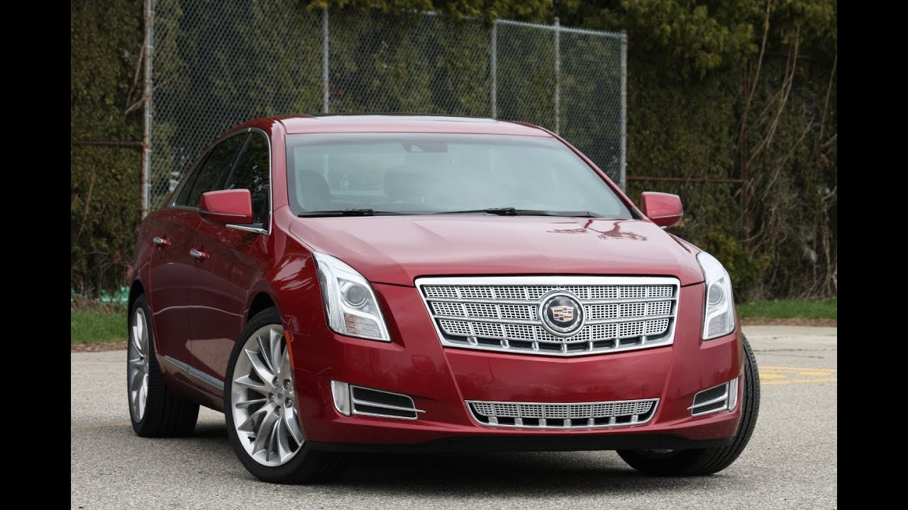 2013 cadillac xts platinum when more is more youtube. Black Bedroom Furniture Sets. Home Design Ideas