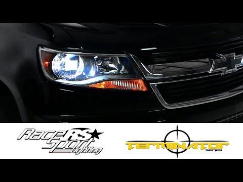 In The Garage™ With Performance Corner®: Race Sport Terminator Series LED Light Kit