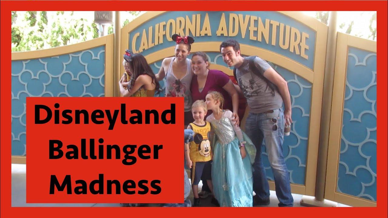 Disneyland Ballinger Madness