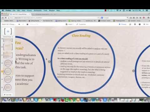 EL121 Essay writing Unit 5: Using Sources: Quoting, Paraphrasing & Avoiding Plagiarism