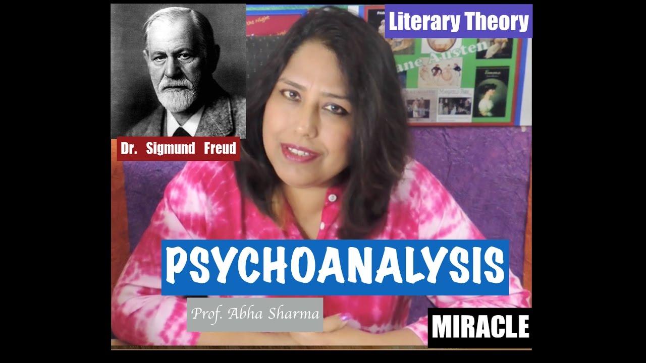 Literary Theory : PSYC...