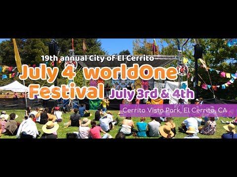 2017 City of El Cerrito & worldOne 4th of July Festival