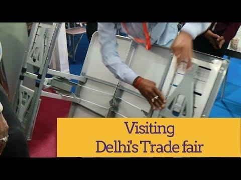 Delhi trade fair 2017|Delhi Shopping Market |Wiseshe Vlog