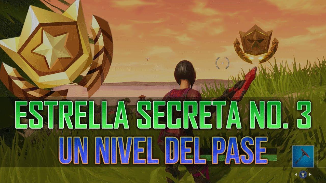 Estrella Semana 3 Fortnite Estrellas Secretas Fortnite Temporada 4 Fortnite Free Online No Download