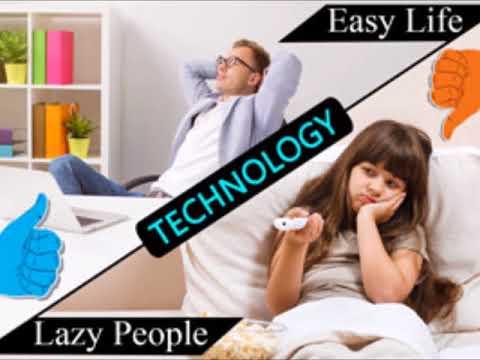 benefits modern technology