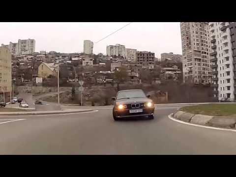 Грузия BMW M5 (E34  3,8)