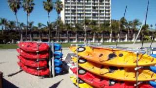 Catamaran Resort Hotel and Spa 3999 Mission Blvd. San Diego Ca. 92109