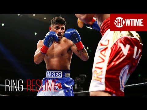 Ring Resume: Abner Mares | SHOWTIME Boxing