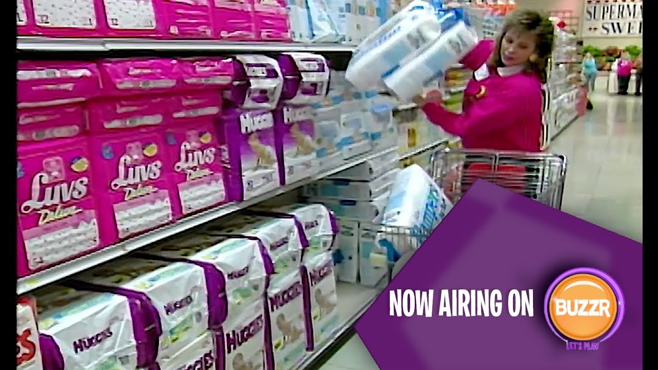 So fun, a very competitive sweep, WILD! | Supermarket Sweep