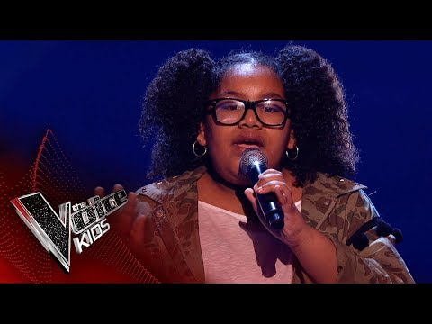 Imani-Renèe Performs 'Take Me To The King': Blinds 4 | The Voice Kids UK 2018