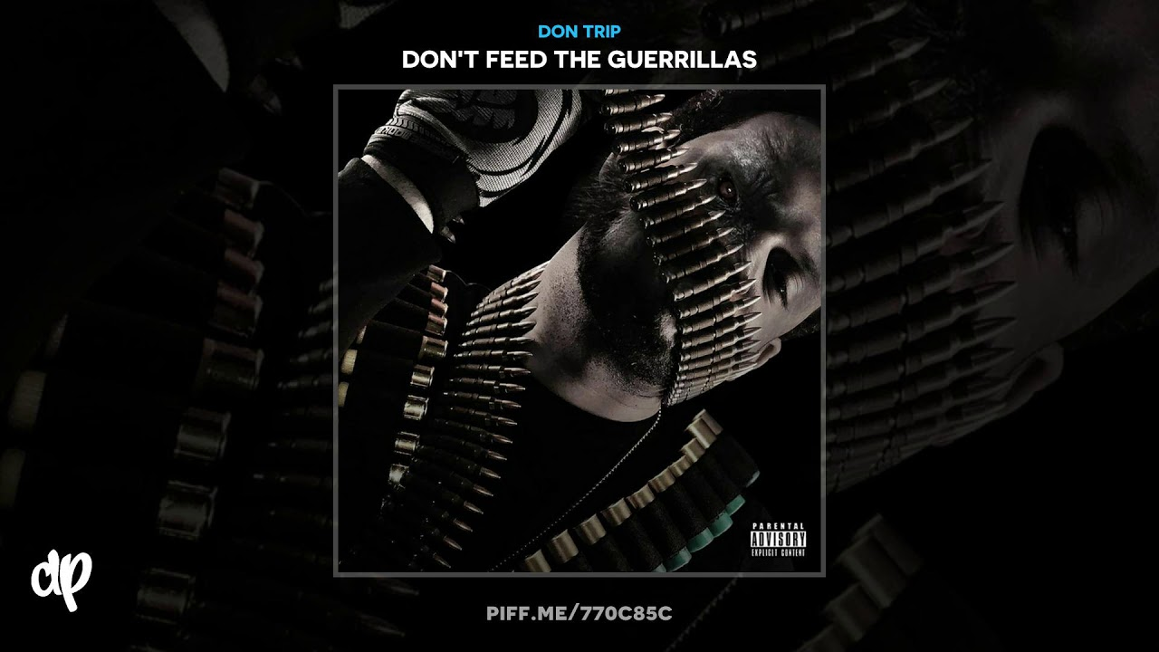 Don Trip - Jungle Book [Don't Feed The Guerrillas]