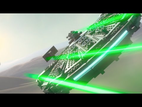The Force Awakens - LEGO Star Wars - Announcement Trailer