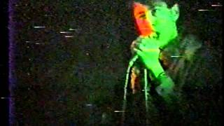 JOEBOY (Tuxedomoon) - Fair Play Live @