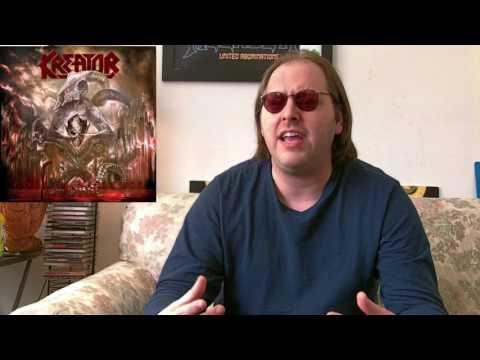 Kreator - GODS OF VIOLENCE Album Review