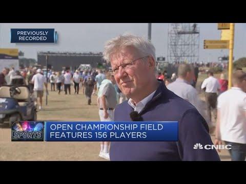 Golfers to face fearsome par-71 Carnoustie golf course   CNBC Sport
