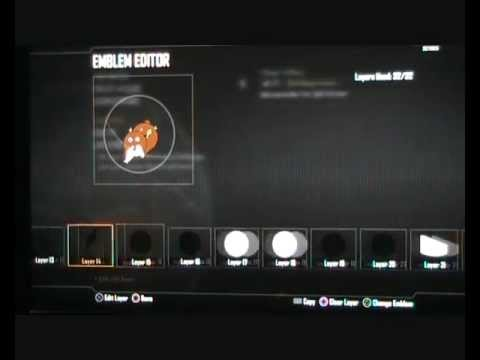 Bo2 Hamster Emblem