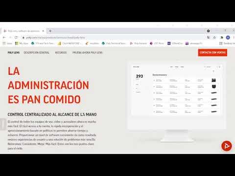 Poly Lens - Instalación de Poly Lens Desktop - ES (Español)