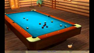 Gameplay Friday Night Pool 3D