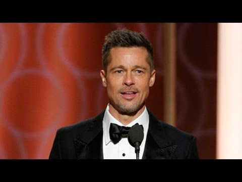 Thumbnail: Brad Pitt Makes SURPRISE Appearance During 2017 Golden Globes