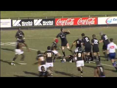 IDRC 2011 - New Zealand Defence Force vs Papua New Guinea Defence Force