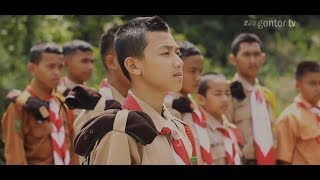 TERSESAT Film Pendek Pramuka tentang Persahabatan dan Kerjasama Teamwork